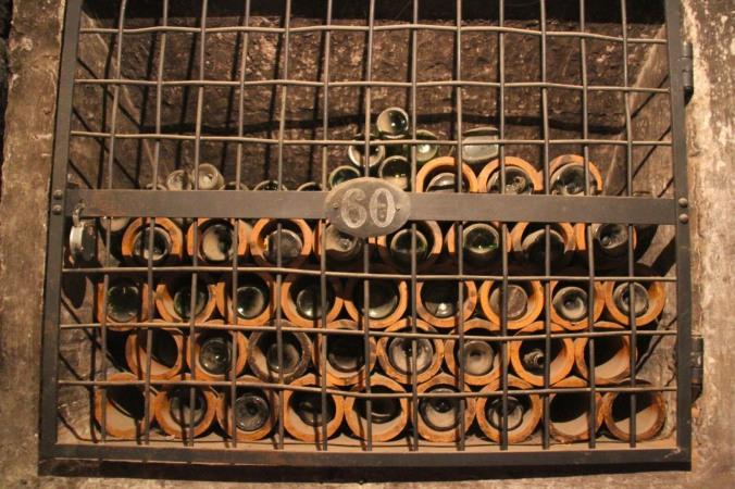 Rum cellar, The Rum Story, Whitehaven, Cumbria, England
