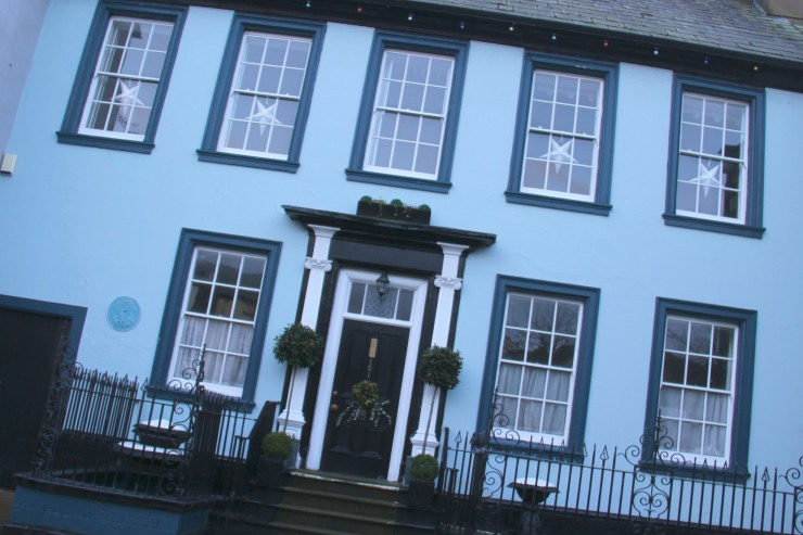 The Gale house, Whitehaven, Cumbria, England
