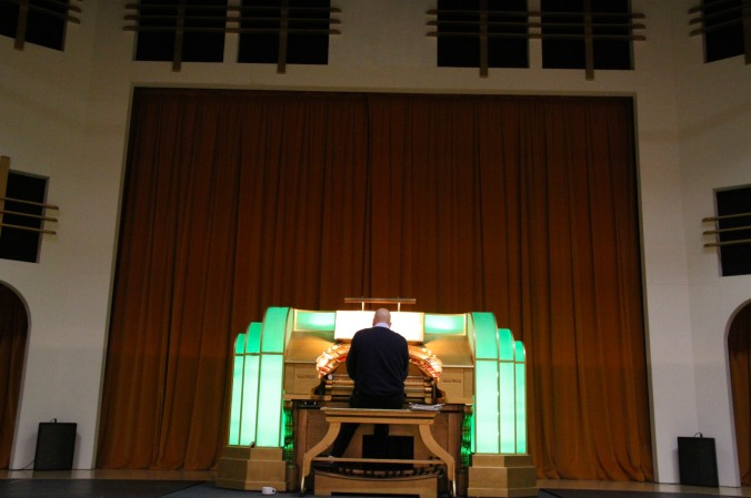 The Mighty Wurlitzer, Musical Museum, London, England
