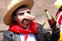 Fiesta in Cuzco, Peru