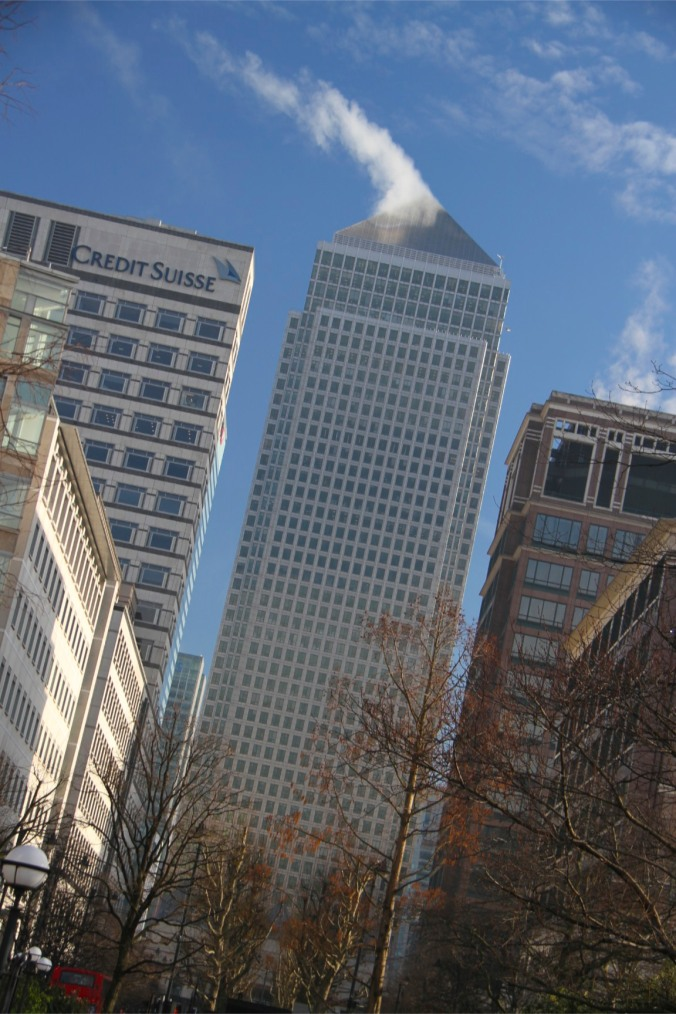 Canary Wharf, Isle of Dogs, London, England