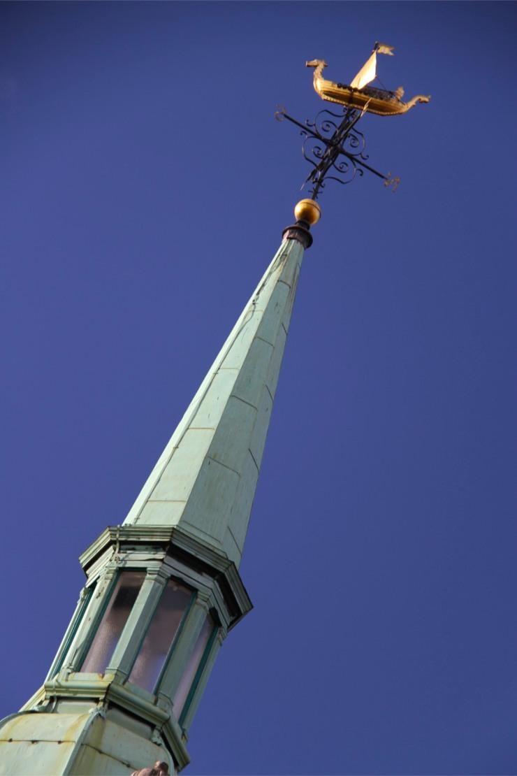 St. Olav's Church, Rotherhithe, London, England