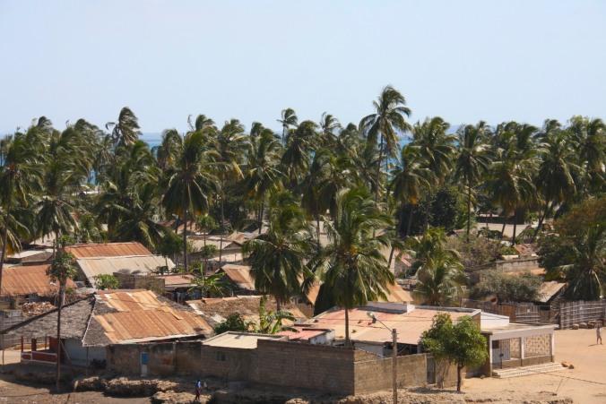 Bairro de Paquitequete, Pemba, Mozambique, Africa