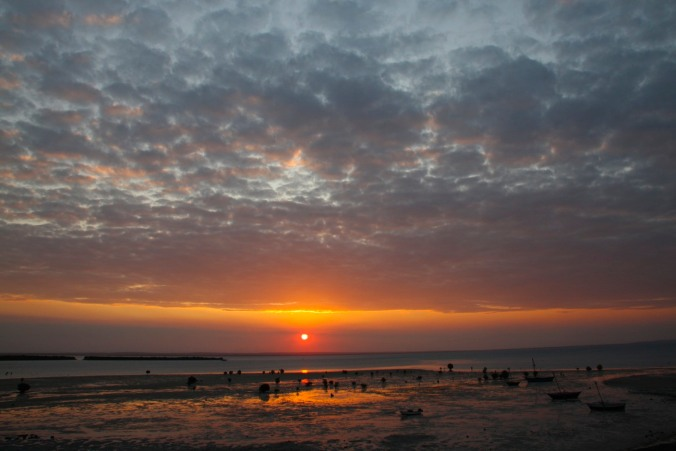 Sunset, Ibo, Mozambique