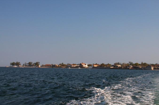 Leaving Ibo Island for Quirimba Island, Quirimbas Archipelago, Mozambique, Africa