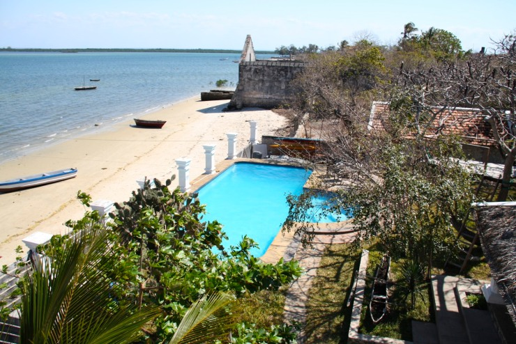 Cinco Portas, Ibo Island, Quirimbas Archipelago, Mozambique