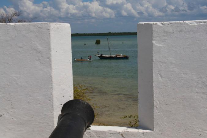 Fort of São João, Ibo Island, Mozambique, Africa