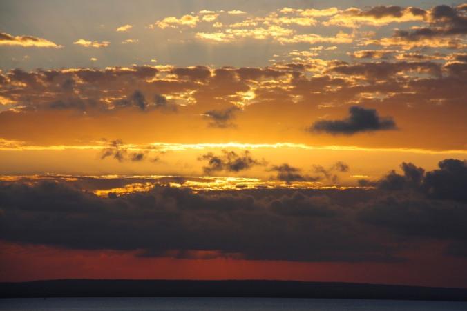 Sunset, Ibo Island, Mozambique, Africa