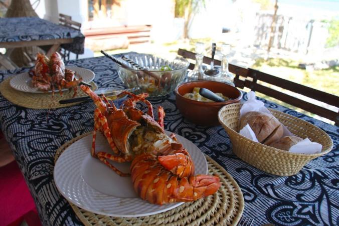 Lobster, Ibo Island, Quirimbas Archipelago, Mozambique