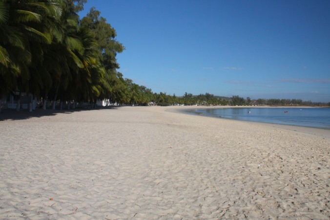 Wimbe Beach, Pemba, Mozambique, Africa