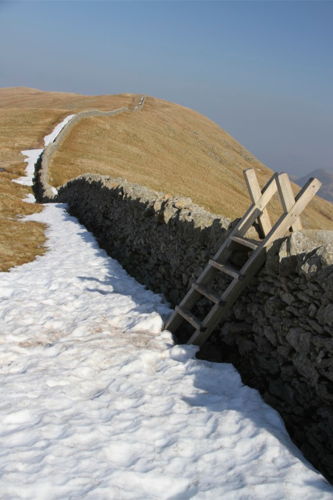 Hole in the Wall, Helvellyn, Lake District, England