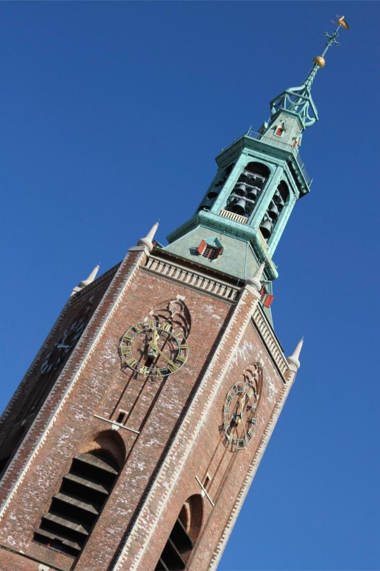 Grote Kerk, The Hague, The Netherlands