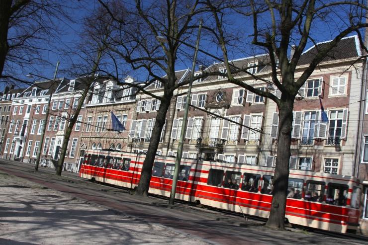 Tram, The Hague, The Netherlands