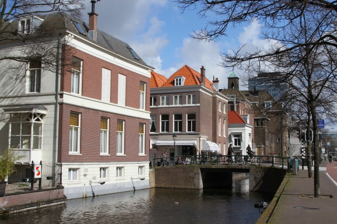 Canal, The Hague, Netherlands