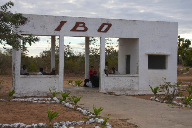 Ibo Island airport, Mozambique, Africa