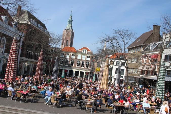 Grote Markt, The Hague, Netherlands