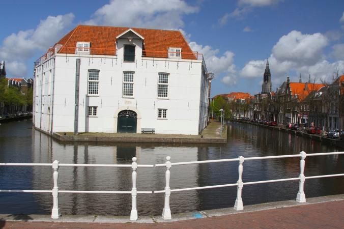 Historic Delft, Netherlands