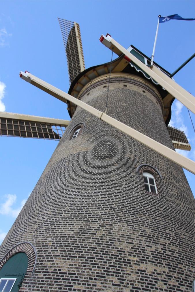 Molen de Roos, Delft, Netherlands