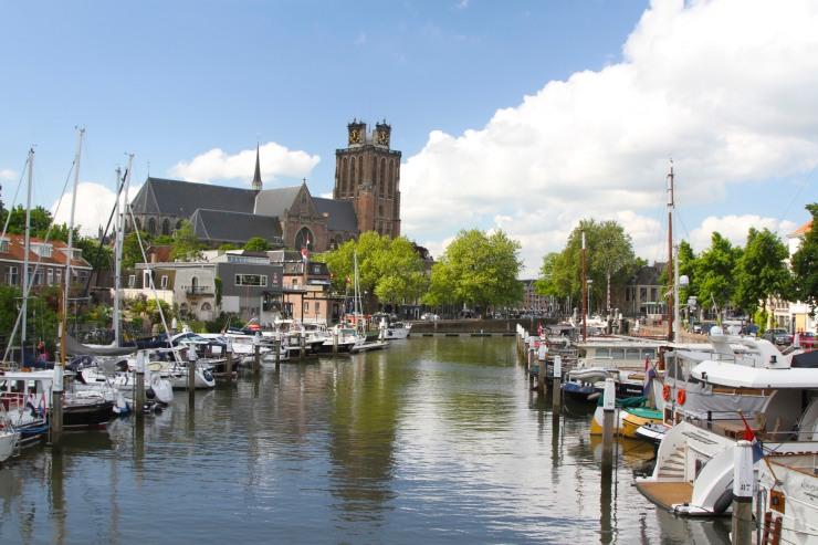 Onze Lieve Vrouwekerk, the Grote Kerk, Dordrecht, Netherlands