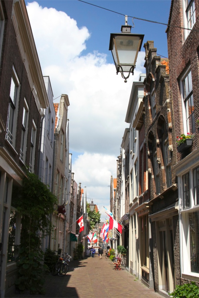 Alleyway, Dordrecht, Netherlands