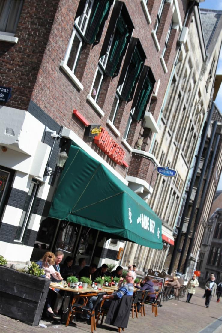 Restaurant, Dordrecht, Netherlands