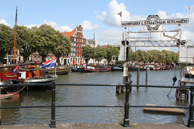 Harbour, Dordrecht, Netherlands