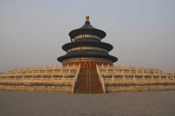 The Temple of Heaven, Beijing, China