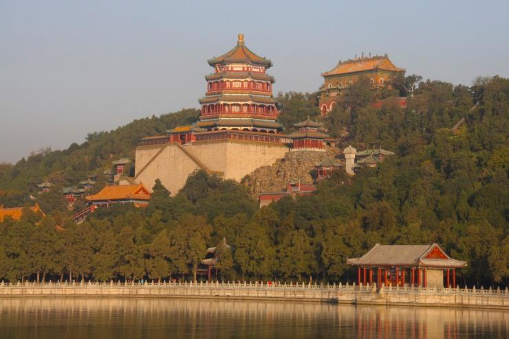 The Summer Palace, Beijing, China