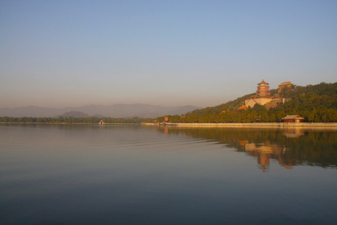 The Summer Palace and Kunming Lake, Beijing, China