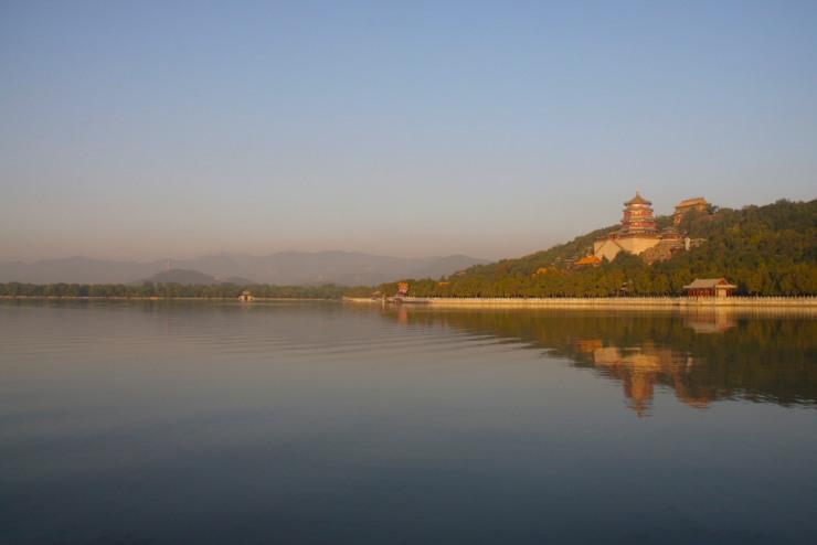 The Summer Palace and Kunming Lake, Beijing, China