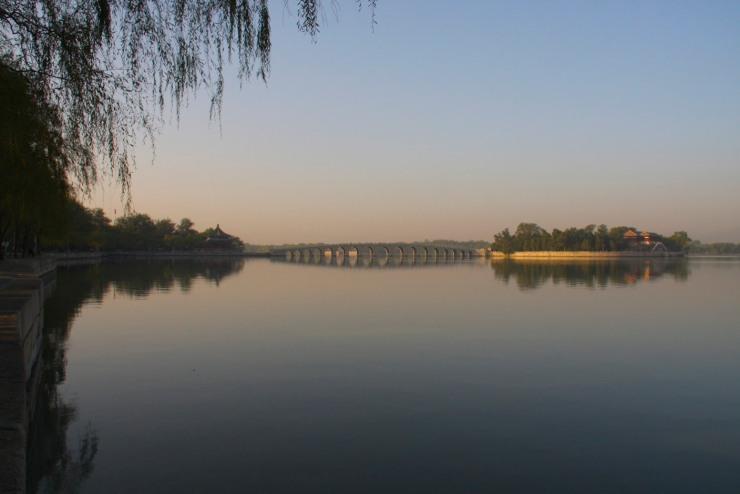 Kunming Lake, The Summer Palace, Beijing, China