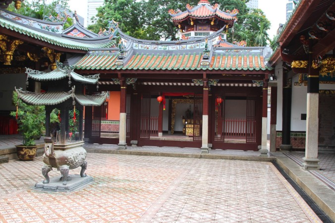Thian Hock Keng, Temple of Heavenly Happiness, Singapore