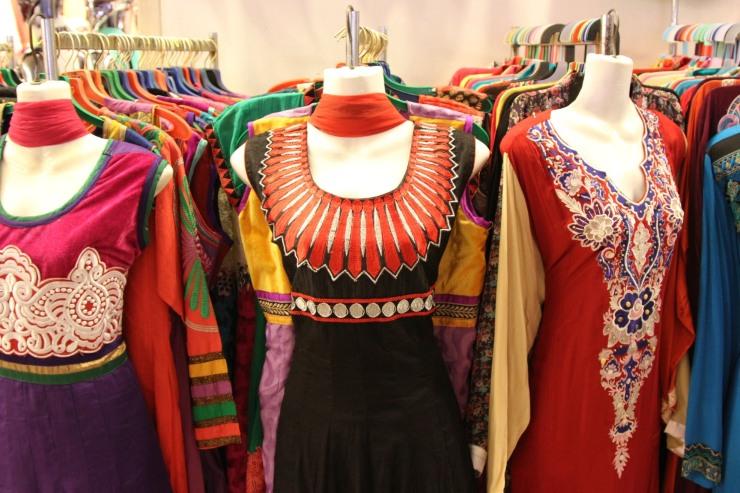 Clothing, Little India, Singapore