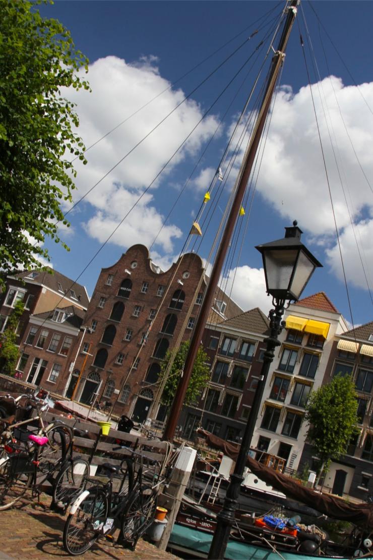 Delfshaven, Netherlands