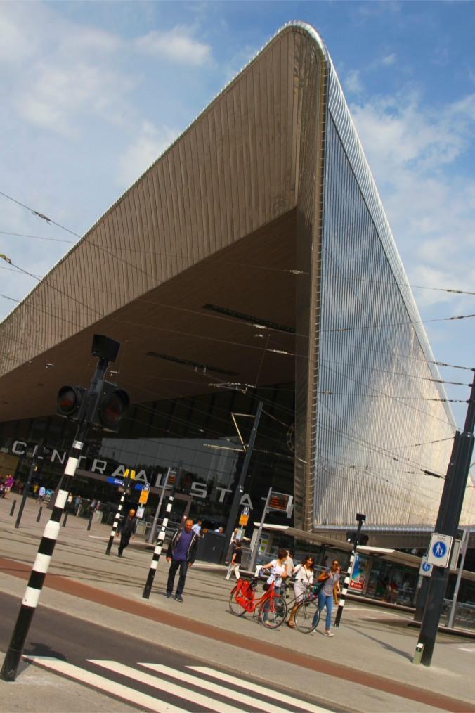Centraal Station, Rotterdam, Netherlands