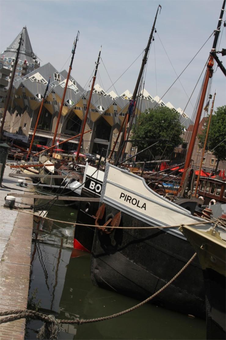 Oude Haven, Rotterdam, Netherlands