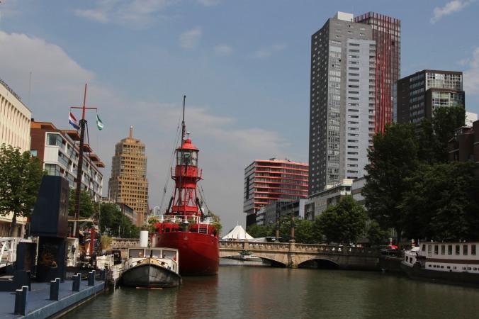 Rederijhaven, Rotterdam, Netherlands