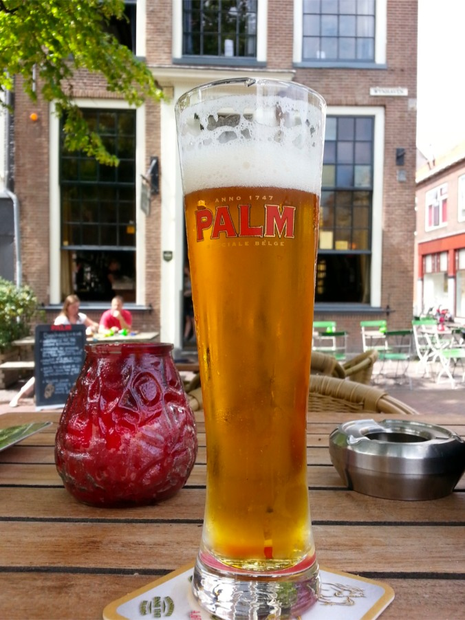 Hone-toned Speciale Belge Palm, tasted in Delft