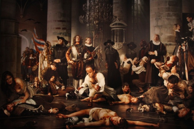 Liberty - Plague and Famine During the Siege of Leiden by Erwin Olaf, 2011