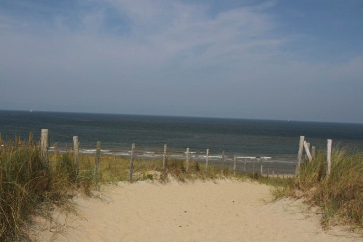 North Sea Coast beaches, Netherlands
