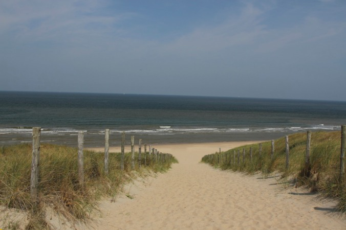 North Sea Coast beaches, Netherlands
