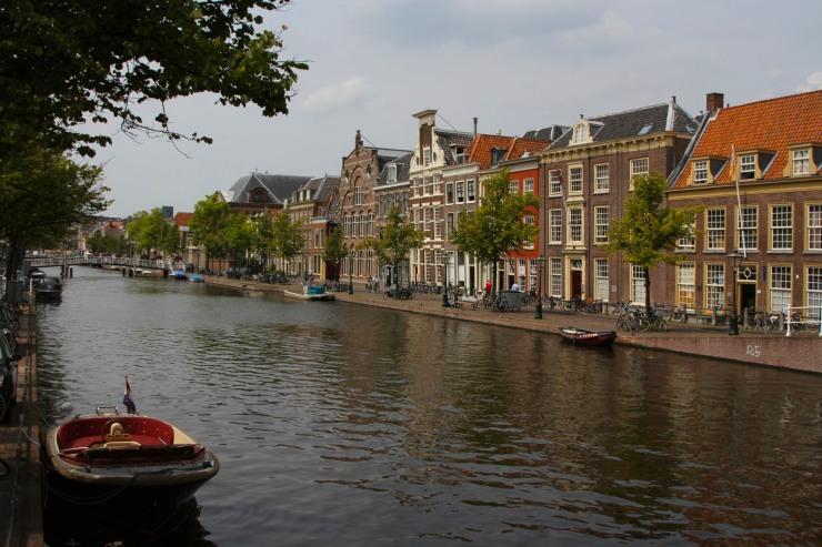 Oude Vest, Leiden, Netherlands