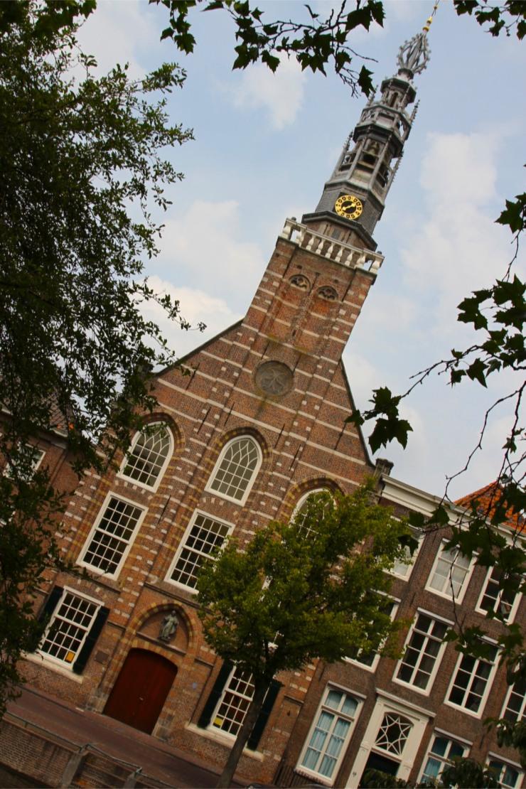 Catholic Church, Leiden, Netherlands