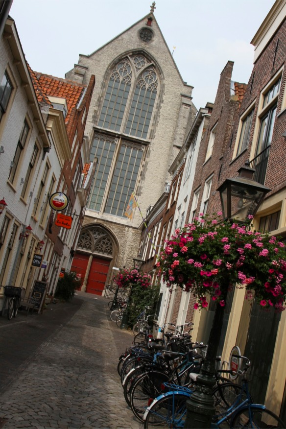 St. Pieterskerk, Leiden, Netherlands