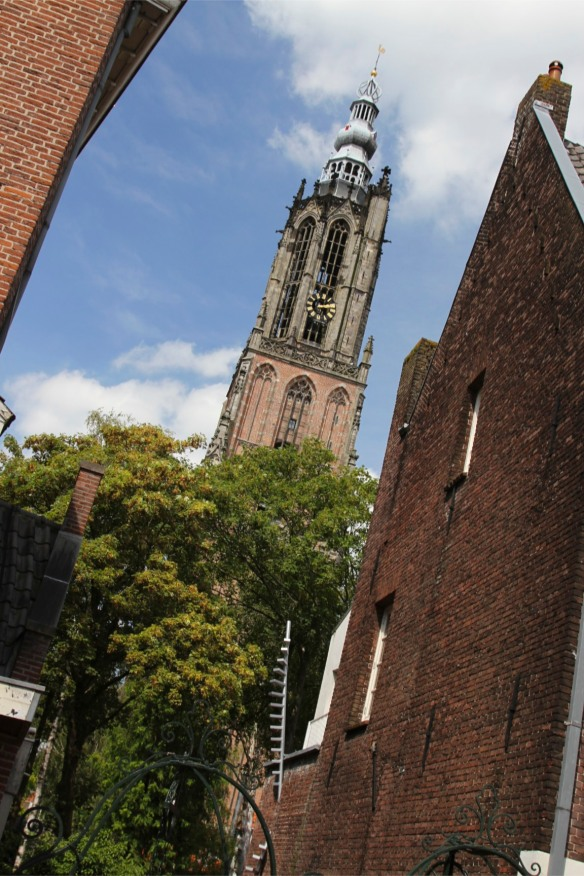 Onze Lieve Vrouwetoren, Tower of Our Lady, Amersfoort, Netherlands