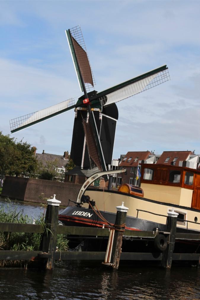 Molen de Put, Leiden, Netherlands