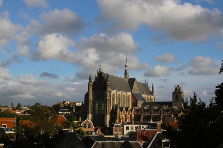 St. Pancraskerk, Leiden, Netherlands