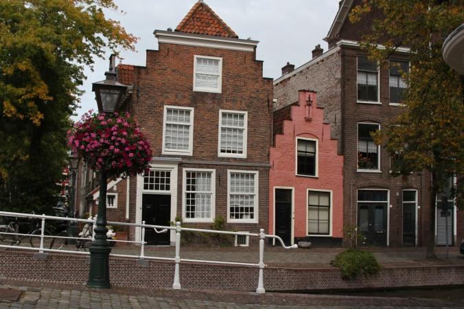 Houses, Leiden, Netherlands