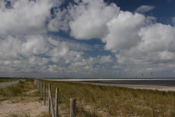 Beach near The Hague, Netherlands