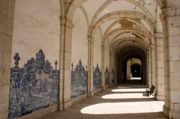 Monastery of São Vicente de Fora, Lisbon, Portugal